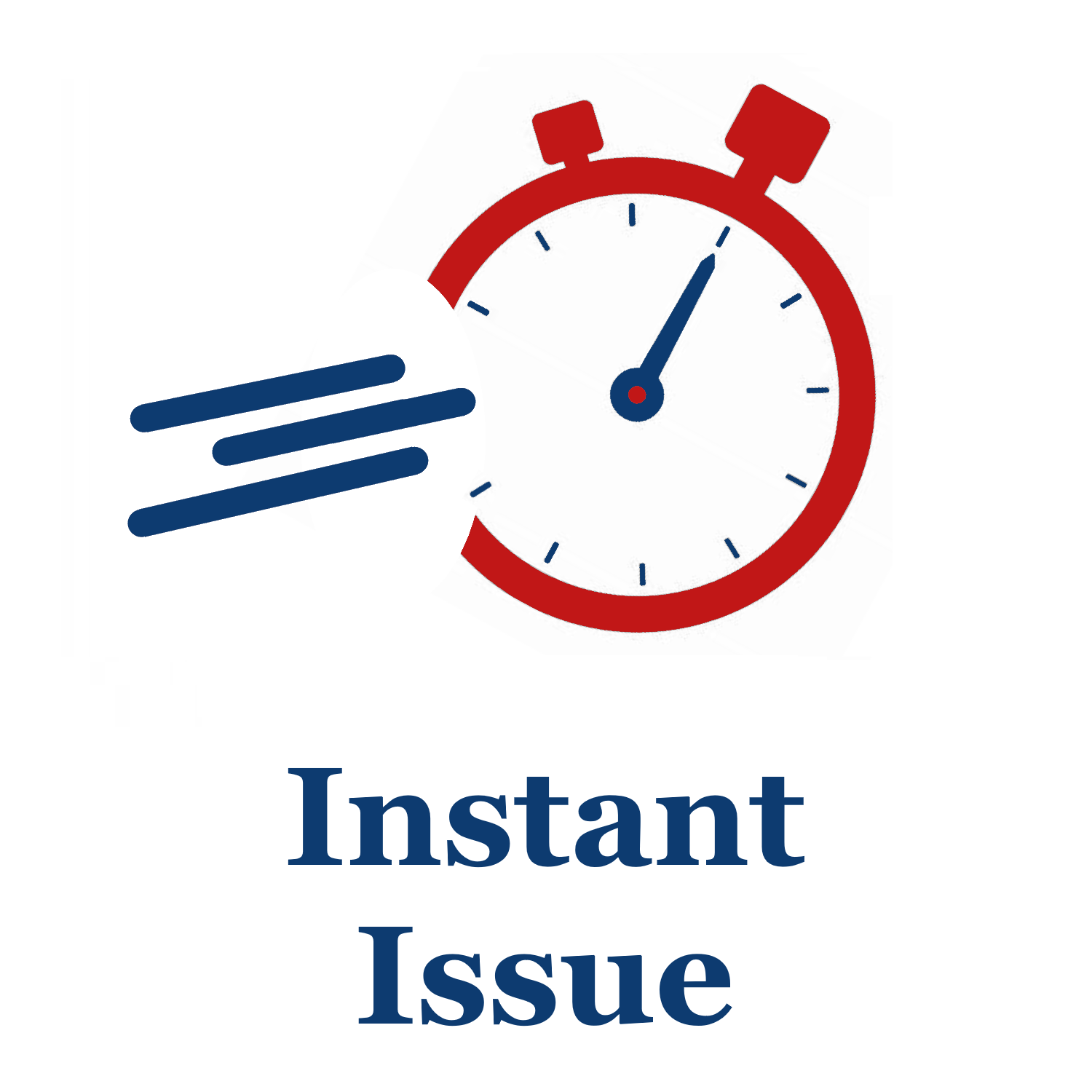 instant issue